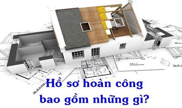 Dịch vụ hoàn công nhà ở